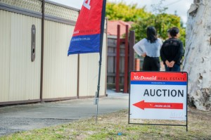 Images from McDonald Real Estate auction at 270 Chandler Rd, Keysborough.
